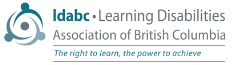 Learning Disabilities Association of BC logo